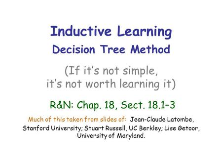how to avoid overfitting in decision tree in r