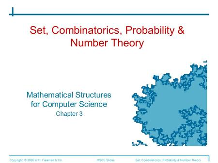 probability and set theory pdf