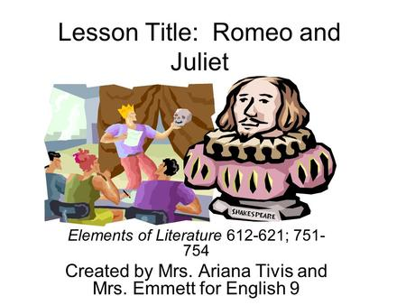 an analysis of william shakespeare who wrote the tragedy of romeo and juliet Get free homework help on william shakespeare's romeo and juliet: play summary, scene summary and analysis and original text, quotes, essays, character analysis, and filmography courtesy of.