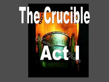 the crucible characters hidden motives The the crucible characters covered include: john proctor, abigail williams,   nevertheless, he has a hidden sin—his affair with abigail williams—that proves.