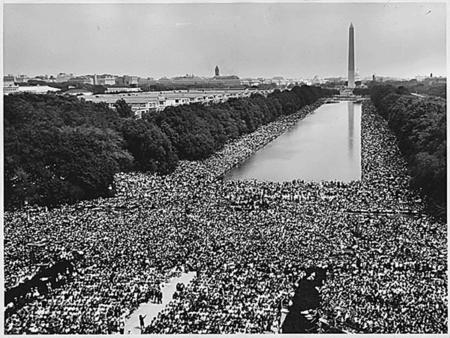 March on Washington The March on Washington for Jobs and Freedom was a large political rally in Washington, D.C., August 28, 1963. Organized by the.