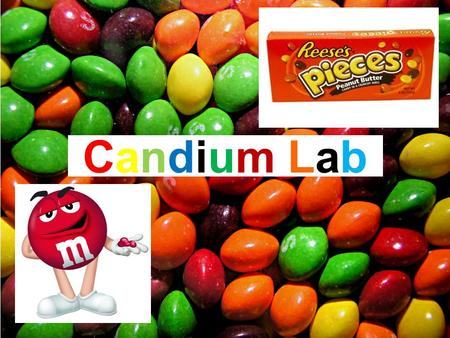 Candium LabCandium Lab. 10/8 Objective: Students will mass three isotopes of the fictitious element candium and determine the atomic mass for candium.