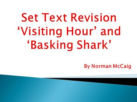 visiting hour essay
