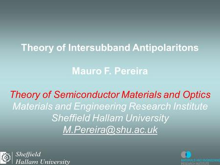 Theory of Intersubband Antipolaritons Mauro F