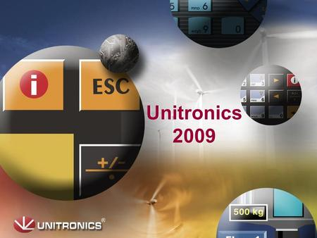 Unitronics 2009. Hardware Review  Jazz ® Series  M91 Series  Vision120™ Series  Vision130™ Series  Vision Graphic/Touch OPLC  Color Vision Software.