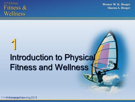 Introduction to Physical Fitness and Wellness