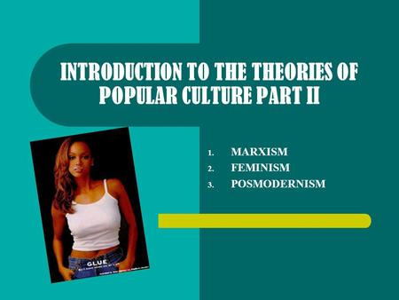 an introduction to modern marketing theories Introduction to moral theories and principles that inform ethical  introduction if a clinical ethics committee  'kantianism' is a modern term,.