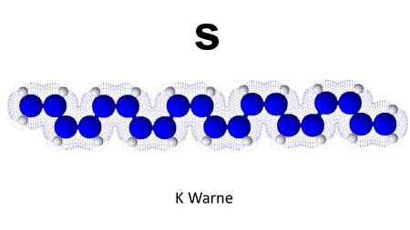 Macromolecule s K Warne. C H H C H H C H H C H H C H H C H H C H H C H H Macromolecules What do you notice about this structure? It is made of lots of.