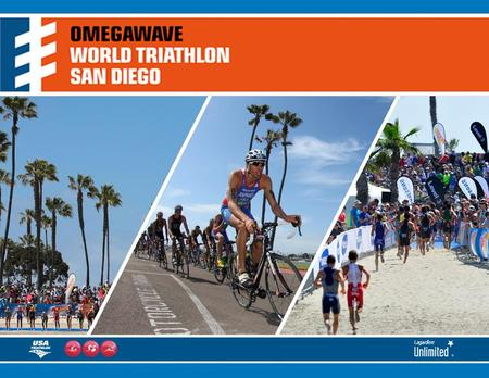  San Diego is one of only eight iconic international cities to host the World's highest level of Olympic distance triathlon, and the only stop in North.