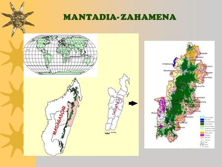 MANTADIA- ZAHAMENA. Deforestation across elevation  Between 1974 and 1994: around 90% of forest <800 m are lost  Between 1990-2000: 0-800 m – 17.8%