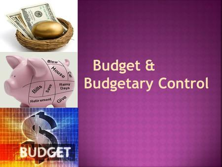thesis budgetary control View essay - thesis on budgeting and budgetary control 5 pdfpdf from biz 10458 at raffles college of higher education an investigation of budgeting and budgetary control at ernest chemist badu.