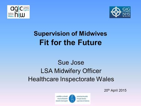 guidelines supervision for nursing and midwifery