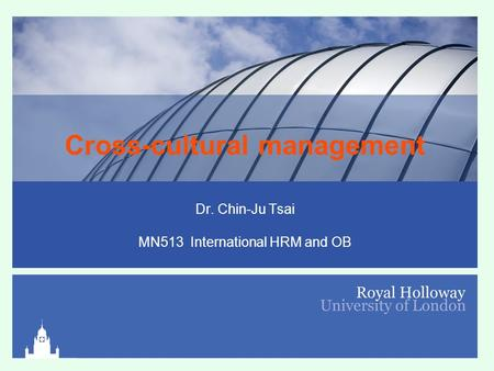 cross cultural in hrm The emerging challenges in hrm mrs ekta srivastava,  these challenges can overcome through cross cultural training, technological and informational.