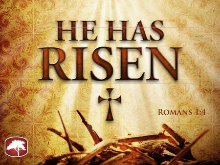 GOD WELCOMES US P: Christ is risen! C: He is risen indeed! P: Christ is risen from the dead, trampling down death by his death, and bringing light to.