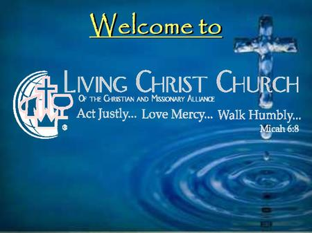 "Welcome to. Come Now is the Time to Worship ""Come Now Is The Time To Worship"" Brian Doerksen © 1998 Vineyard Songs UK/Erie c/o Music Services, 209 Chapelwood."