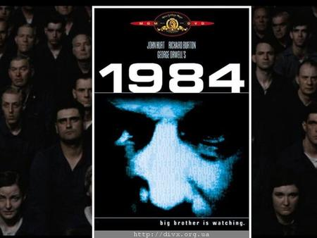Nineteen Eighty-Four (sometimes 1984) is a darkly satirical political novel by George Orwell. The story takes place in a nightmarish dystopia, in which.