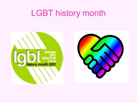 "LGBT history month. Alan Turing Using the word ""gay"" as an insult is homophobic."