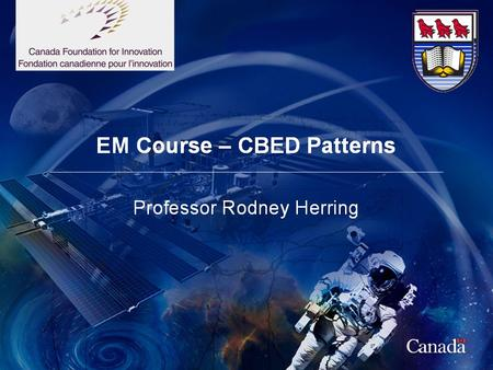 CBED Patterns - Introduction