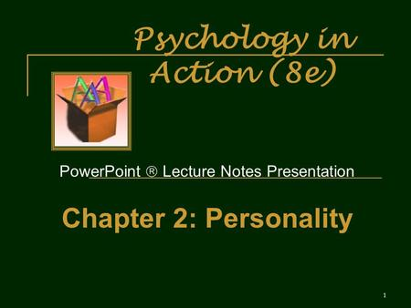 theories of personality 8th edition pdf