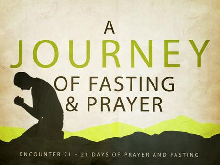 DEFINITION Fasting is abstaining from food or bypassing the opportunity to eat with a specific spiritual goal in mindFasting is abstaining from food or.