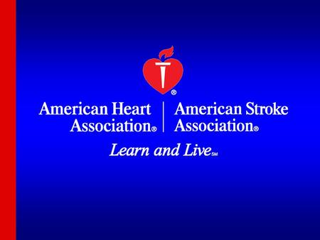 Heart Disease and Stroke Statistics — 2007 Update.