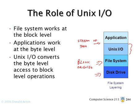 SYSTEMS UNIX PROGRAMMING ROBBINS