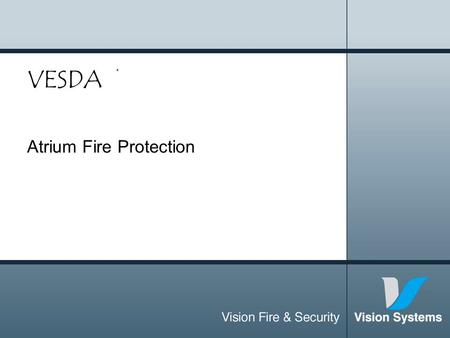 Atrium Fire Protection