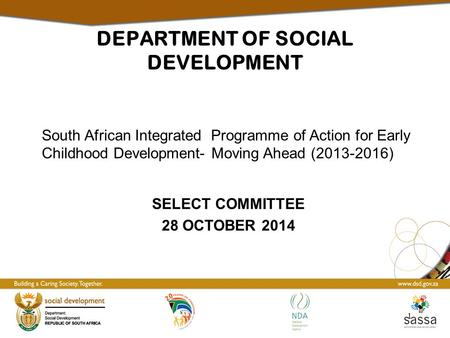 Department of Social Development