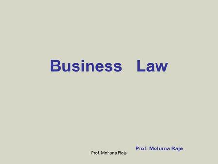 Business law for managers pk goel