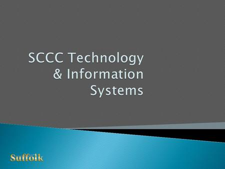  Academic   Administrative ◦ Departments  Desktop Services  Networking & Telecommunications  Computer Center ◦ Office of Computer and Information.