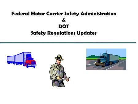 Stopper Associates Llc Motor Carrier Safety Highway