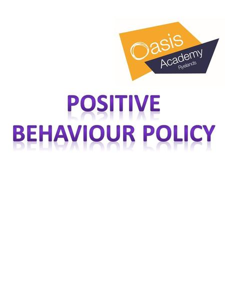 Excellent behaviour is the bedrock that supports all learning and teaching at Oasis Academy Shirley Park Primary Phase. To foster positive, caring attitudes.