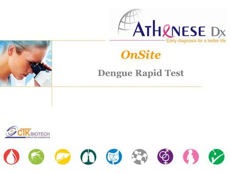 OnSite Dengue Rapid Test.