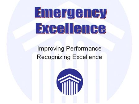 EmEx-Compare Emergency Department Benchmarking Improve ED Performance Benchmark your ED to similar EDs and best practices Measure your performance on.