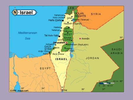 The State of Israel (1948) Population: Approximately 8 million (6.2 million Jewish citizens, approx. 1.6 million Palestinian citizens, and approx. 318,000.