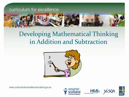Developing Mathematical Thinking in Addition and Subtraction.