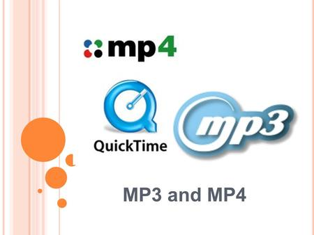 MP3 and MP4. How has MP3 transformed music? Where: MP3 can be use every where when we transfer into mp3 player, but if you don't have a MP3 player, the.