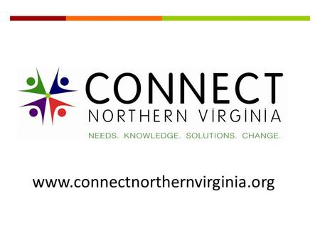 Www.connectnorthernvirginia.org. WELCOME from Alan Abramson George Mason University.