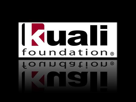 What is Going on with Kuali? Jennifer Foutty Executive Director, Kuali Foundation.