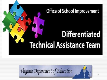 1. 2 Differentiated Technical Assistance Technical Team(DTAT) Video Series Instructional Preparation, Part III of IV: Differentiation of Instruction Dr.