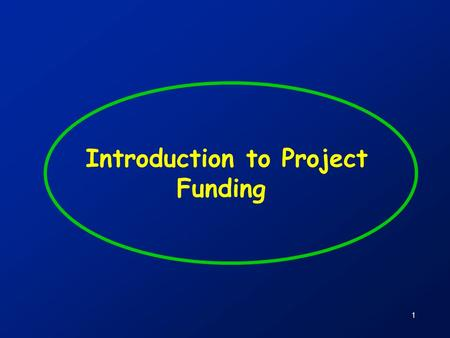 1 Introduction to Project Funding. 2 The firm's business environment - Relevant Factors  Government policy  Fiscal policy and legislation  Financial.