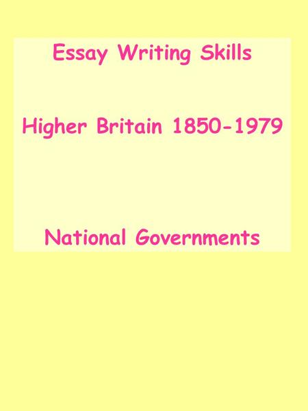 the national governments in dealing with the problems of the 1930s essay The uk's national economic downturn worsened in the 1930s due to the   greatly from the economic depression as it to withstand the problem for over  twenty years  and the weaknesses of the labor government in handling the  crisis  [13]ben s bernanke, essays on the great depression (new jersey:.