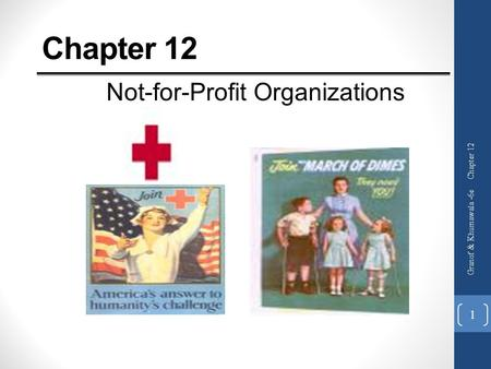 Not-for-Profit Organizations