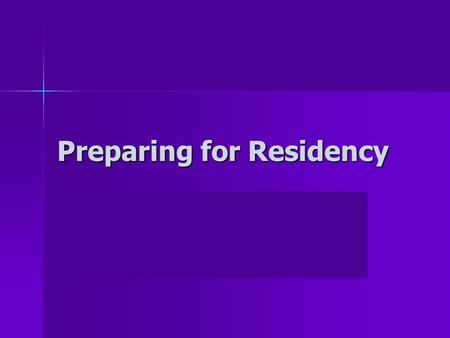 Preparing for Residency. Match Day Fantastic, Fabulous Friday Fantastic, Fabulous Friday Friday, March 20, 2015 Friday, March 20, 2015 11 AM, KC- Battenfeld.