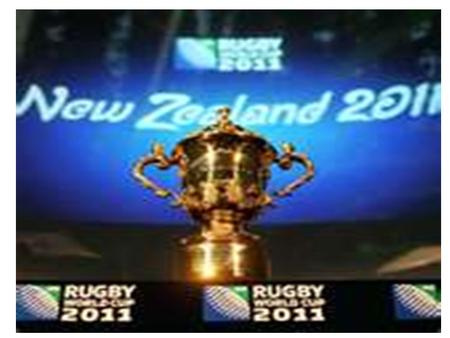Me, You & The Rugby World Cup Investigate the sociological significance of a sporting event The 2011 Rugby World Cup Achievement Standard 2.6 → 3 Credits.