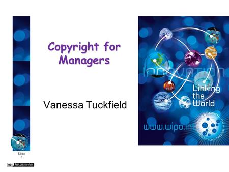 Copyright for Managers