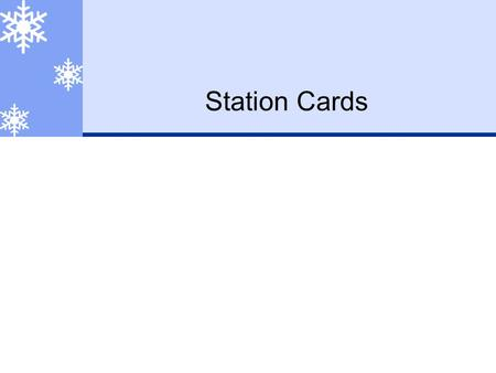 Station Cards.  16SLI/8SLI  8SLI board : 8 station ports  16SLI board : 16 station ports  Power Fail Transfer path support  16/DLI/8DLI  16DLI board.