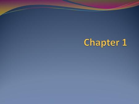 Chapter 1 Introduction to Science Science involves observation and basic rules. Science requires investigation, planned experimenting, observation,