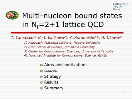 nucleon strategy