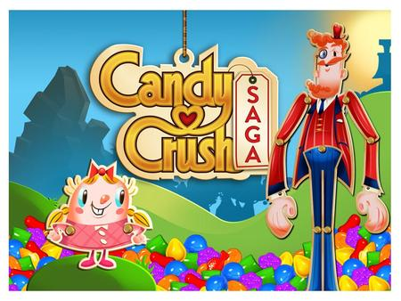 CANDY CRUSH RULES! If you are correct, you get a candy!